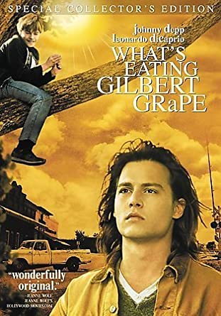 what disability does arnie have in gilbert grape