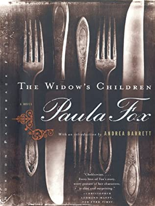 book cover of The Widow\'s Children