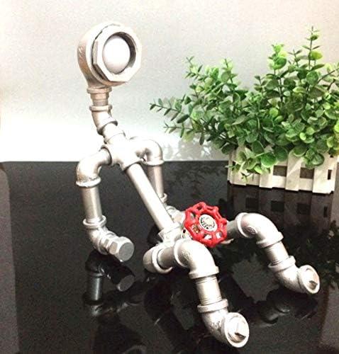 Lampe Industrielle Tuyau À Vent Robot Dortoir Café Bars