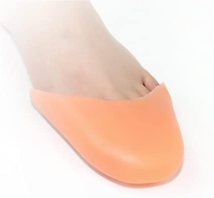 1 Pair Leather Back-of-Heel Protective Shoe Pads to Prevent Blisters Corn