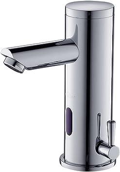grifo de lavabo con sensor 1