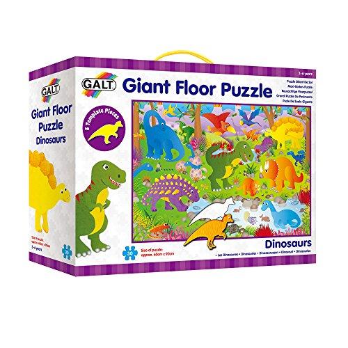 Galt Giant 36'' Floor Puzzle - Dinosaurs by Galt Toys Inc