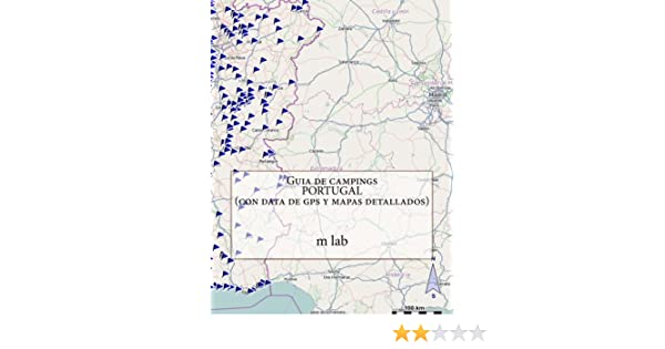 Guia de campings PORTUGAL con data de gps y mapas detallados ...