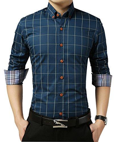 fun back dress shirts - 3