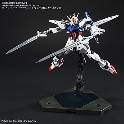 Bandai 1/144 HGBC Diver Ace Unit Gundam Build Divers: Toys & Games