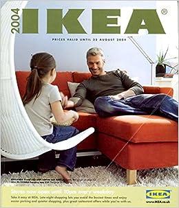 IKEA Catalogue 2004: Amazon com: Books
