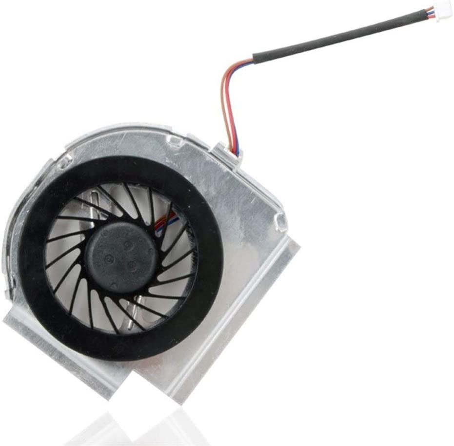 XINGLAISHOP Replacements CPU Fan Cooling Computer Components 42W2460 42W2461 Fans Accessories for IBM Lenovo Thinkpad T61 F0125 Computer Fan