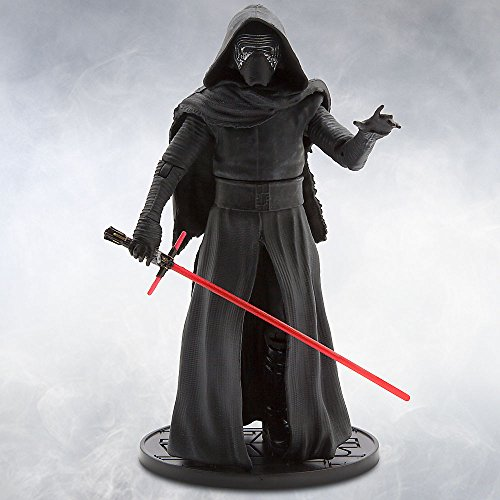 Star Wars Kylo Ren Elite Series Die Cast Action Figure - 7 1/2 Inch - Star Wars: The Force Awakens No Color