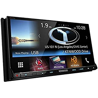 Sale Kenwood DNX893S A/V Navigation System (Certified Refurbished)
