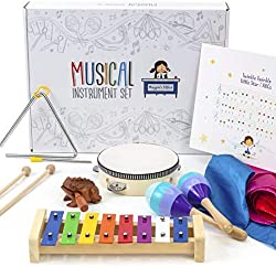 related image of Kids Musical Instruments Toys for Toddlers Set