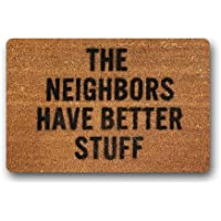 "Nice Design Doormat It's Bigger on the Inside Machine-washable Durable Door Mat Gate Pad 23.6""(L) x 15.7""(W)"
