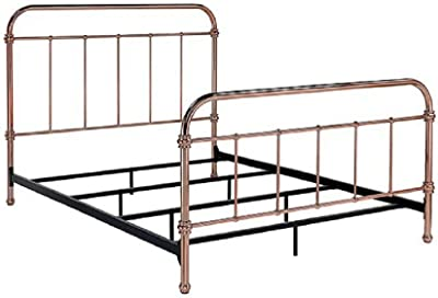 Amazon Com Dexter Complete Bed With Decorative Metal
