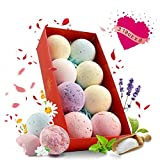 Best Bath Bombs - Kingwell 8 Bath Bombs Gift Set Best Family Review