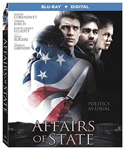 Blu-ray : Affairs Of State (Widescreen, Digital Theater System, AC-3, Subtitled)