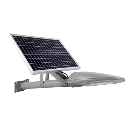 Amazon.com: Lámparas Solares Street Luces de Polo Alta Luces ...