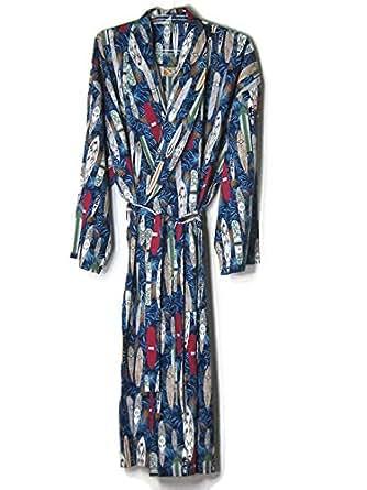 Hello Club Robes for Men 3XL Sleepwear Multicolored
