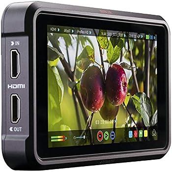 Amazon.com: Ninja V Atomos Monitor Recorder 5