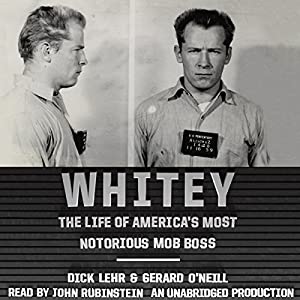 Whitey Audiobook