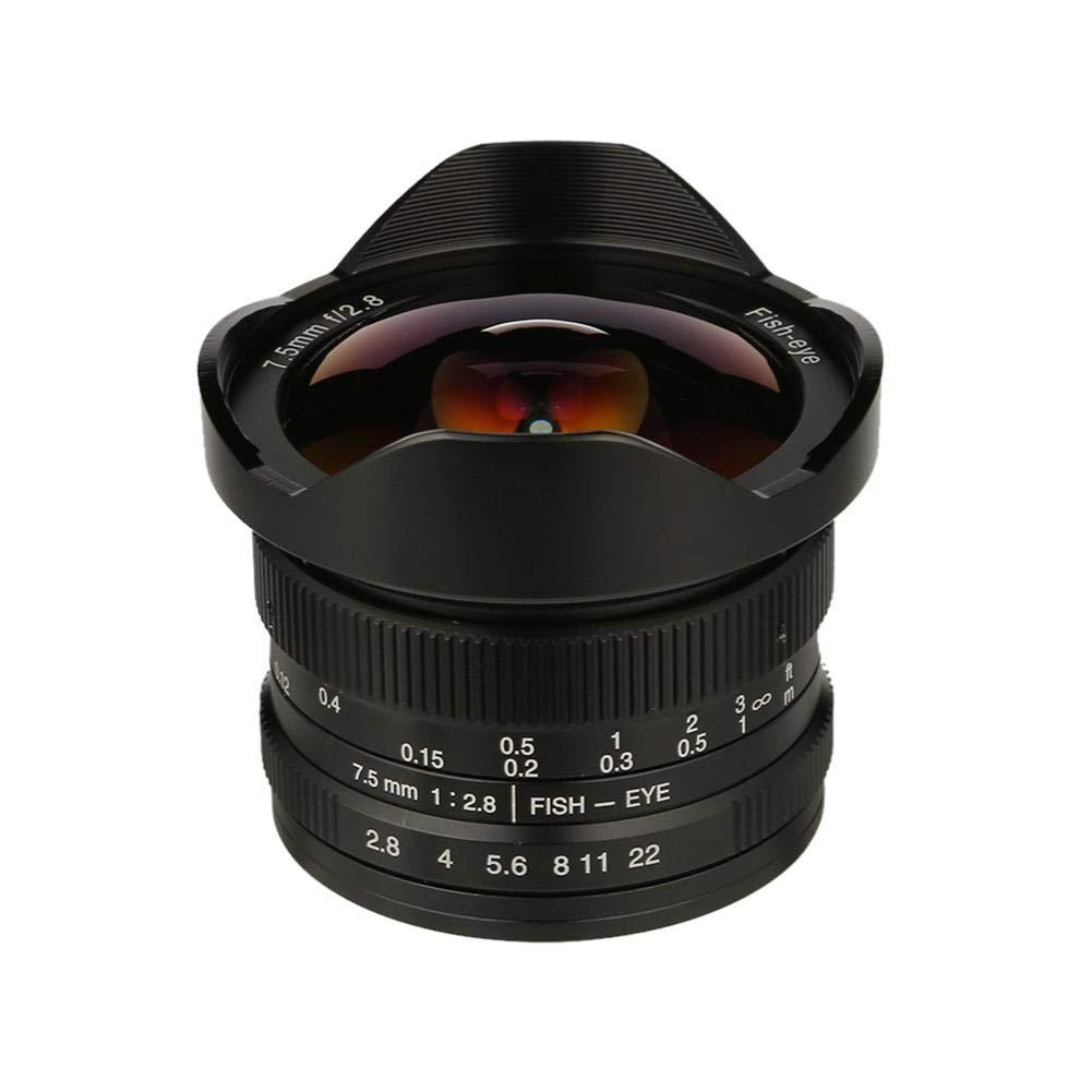 vanpower F/2.8 7artisans 7.5mm F2.8 vanpower F 7.5mm/2.8 魚眼レンズ 180度全シングルシリーズ用 B07GPK352J, チャレンジマリン:d537cc45 --- ijpba.info