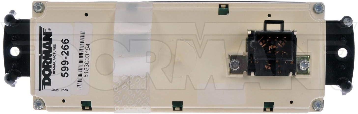 OE Solutions 599-266 Remanufactured Climate Control Module Dorman