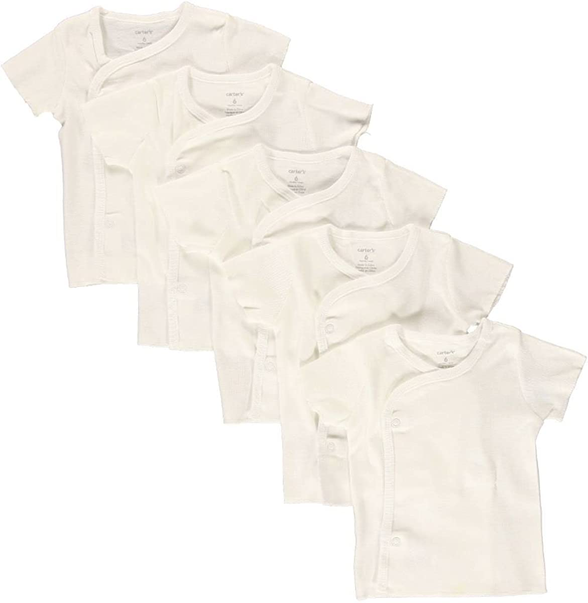 Carter's Unisex Baby 5-Pack Shirts