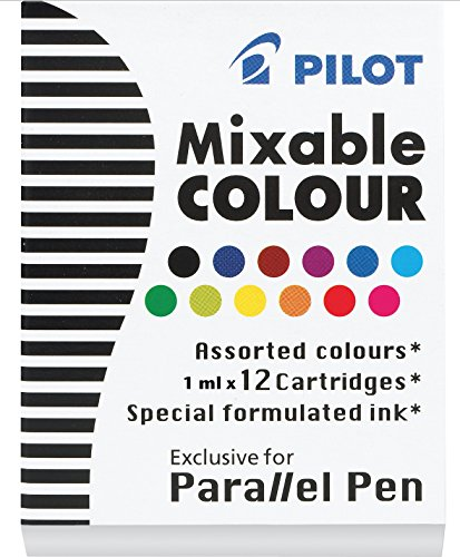 Pilot Parallel Calligraphy Assorted 77312