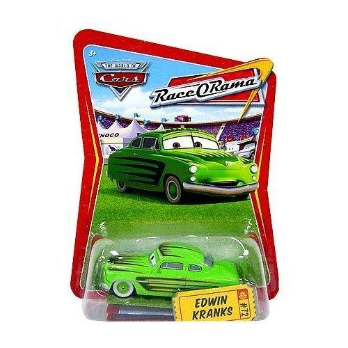 Disney/Pixar Cars, Race O Rama, Edwin Kranks Die-Cast Vehicle #72 ()