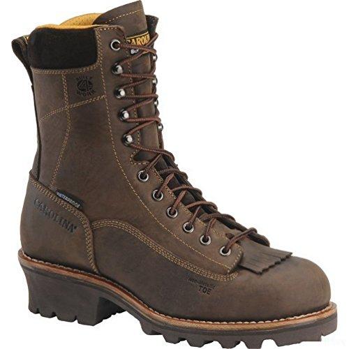 Carolina CA7522 Composite Toe Logger Boot Carolina Steel Toe Work Boot