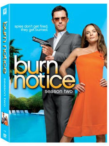 Burn Notice - Season 2 (2010) Jeffrey Donovan; Gabrielle Anwar -  Rated R