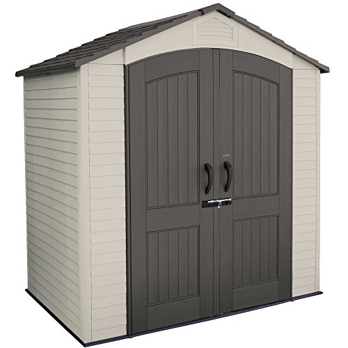 Lifetime Shed (Lifetime 60057 Outdoor Storage Shed, 7 Feet by 4.5 Feet)