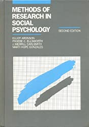 Methods of Research In Social Psychology