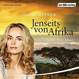 Jenseits von Afrika Hörbuch