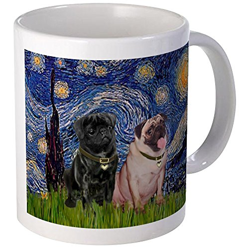 CafePress Starry Night Unique Coffee