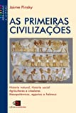 capa de As Primeiras Civilizações