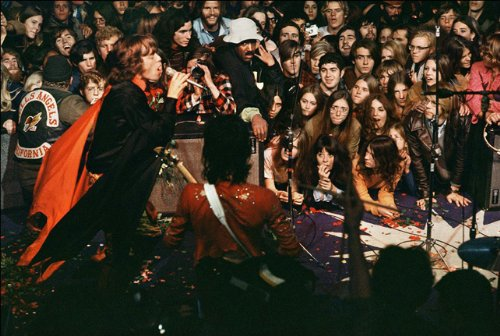 """The Rolling Stones Altamont 13 x 19"""" Photo Print Blujway"""