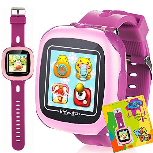 Kidaily Game Smart Watch for Kids, Digital Wrist Watch, Smart Watch for 3-12 Years, 1.5