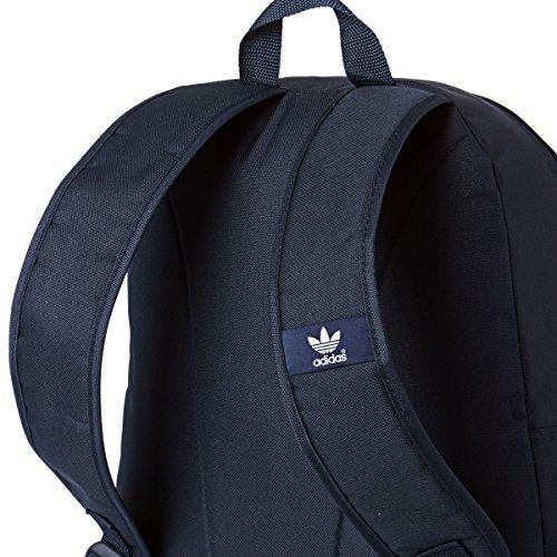 Adidas AC BPACK Class–Sporttasche, Marineblau/Weiß, Größe NS