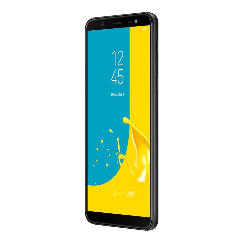 Samsung Galaxy J8 (SM-J810Y/DS) 3GB / 32GB 6.0-inches LTE Dual SIM Factory Unlocked - International Stock No Warranty (Black)