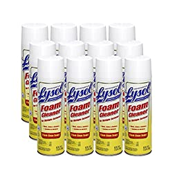Lysol Professional Foaming Multi-Purpose Cleaner Spray, 288oz (12X24oz)
