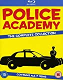 Police Academy 1-7: The Complete Collection [Blu-ray]