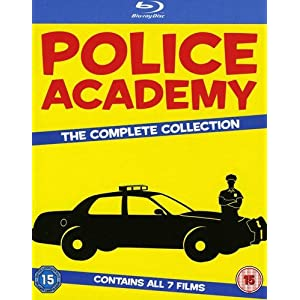 Police Academy 1-7: The Complete Collection [Blu-ray] | NEW COMEDY TRAILERS | ComedyTrailers.com