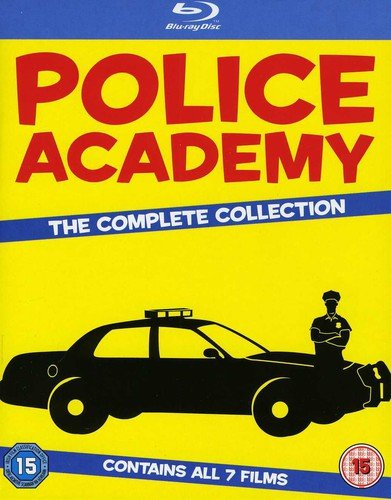 Blu-ray : Police Academy 1-7-the Complete Collection (Blu-ray)
