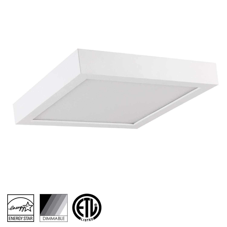 Amazon.com: Sunlite 19W 9in Downlight - Lámpara de techo ...