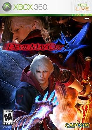 Capcom Devil May Cry 4, Xbox 360, ESP Xbox 360 Español vídeo ...
