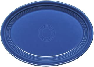 product image for Fiesta Oval Platter, 9-5/8-Inch, Lapis