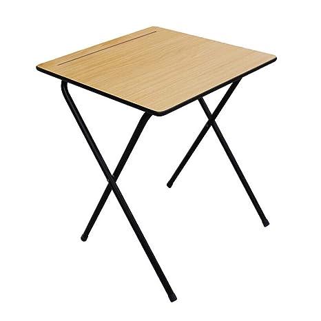 Amazon.com: Muebles de salón CJC mesa plegable ligera ...
