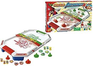 EPOCH GAMES- Super Mario Air Hockey Attack (07361)