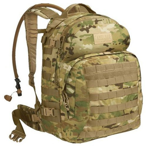 Camelbak Motherlode Hydration Cargo Pack Multicam Molle Attachment Side Release Buckles by CamelBak