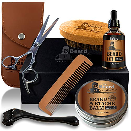 THE BEARD LEGACY Beard Grooming