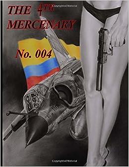 Book THE 4th MERCENARY - No. 004